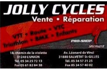 Jolly Cycles