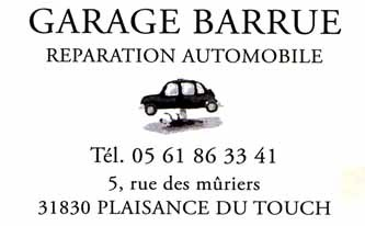 Garage Barrue